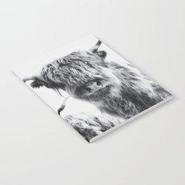 HIGHLAND COW - LULU & SARA Notebook