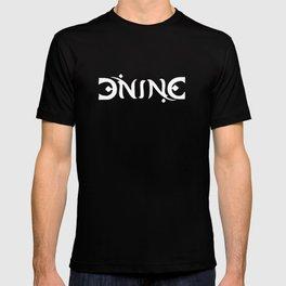 DIVINE - Ambigram series (Black) T-shirt