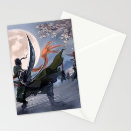 One Piece Zoro Roronoa Stationery Cards