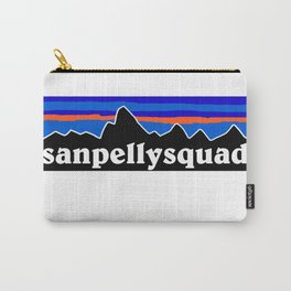 Sanpellysquad Carry-All Pouch