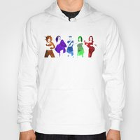 spice girls Hoodies featuring The Spice Girls by Greg21