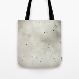 six degrees of desperation Tote Bag