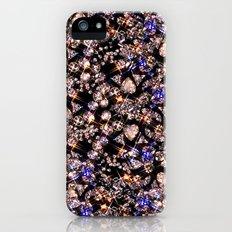 Diamonds are Forever iPhone (5, 5s) Slim Case