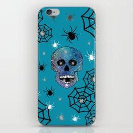 Creepy Crawling Spiders iPhone Skin