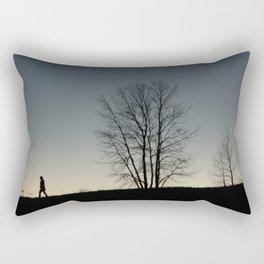 we bury our trees Rectangular Pillow