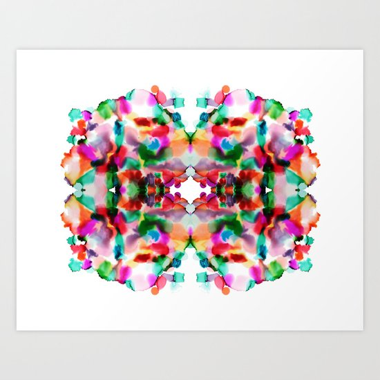 Look At All the Love We Found Art Print