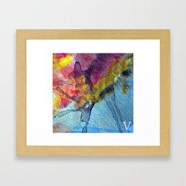 dbdby Framed Art Print