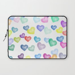 Hearts Aflutter Laptop Sleeve