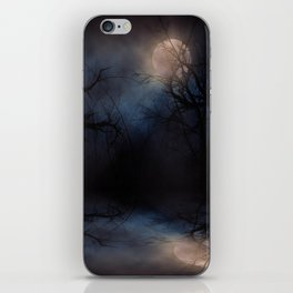 Haunted Forest iPhone Skin
