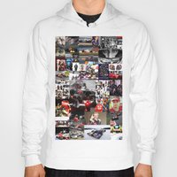 formula 1 Hoodies featuring Formula 1 Collage by Rassva