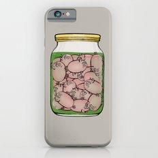 Pickled Pigs iPhone 6s Slim Case