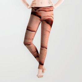 Red Sandstones of PEI Leggings
