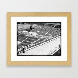 Captured Framed Art Print