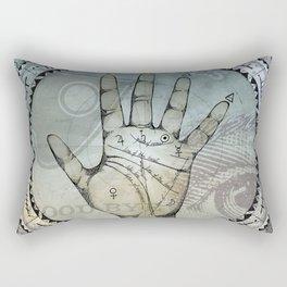 show me something good Rectangular Pillow