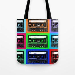 Mixtapes Tote Bag