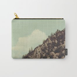 Up the Mountains Carry-All Pouch