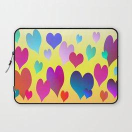 Hearts get Lighter (sunny) Laptop Sleeve