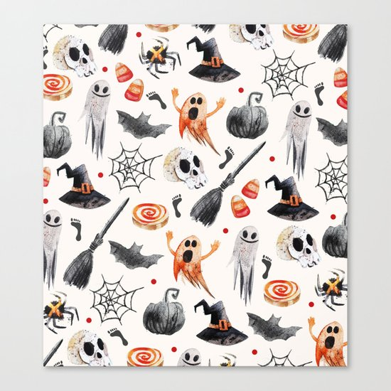 HALLOWEEN6 Canvas Print