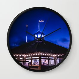 Imperial Beach Wall Clock