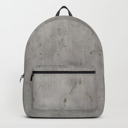 Dirty Bare Concrete Backpack