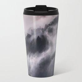 When the day begins Travel Mug