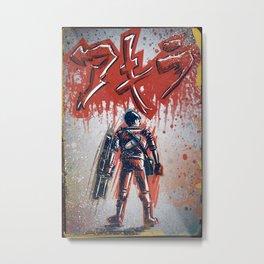 Akira Metal Print