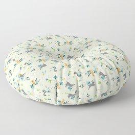 Liberty Bunny Floor Pillow
