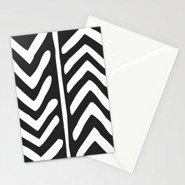 Tribal Print B&W- 03 Stationery Cards