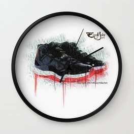 Space Jams Wall Clock