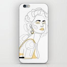 In Lemon iPhone Skin