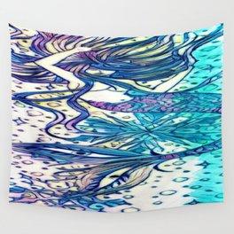 Mermaid Series Three #1 Wall Tapestry