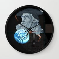 the 100 Wall Clocks featuring Space 100 by Marko Köppe
