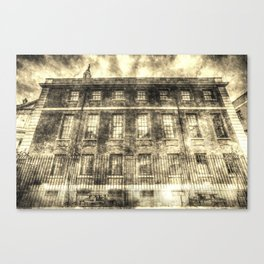 The Chapter House London Vintage Canvas Print