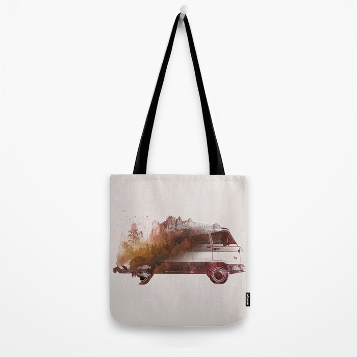 Drive me back home Tote Bag
