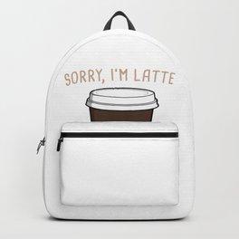 latte Backpack