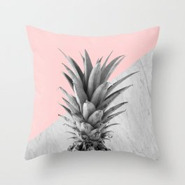 Flowery Nature V Throw Pillow
