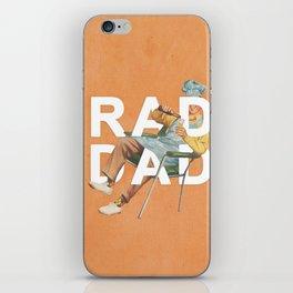 Rad Dad iPhone Skin