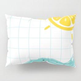 Summer Time Art Pillow Sham