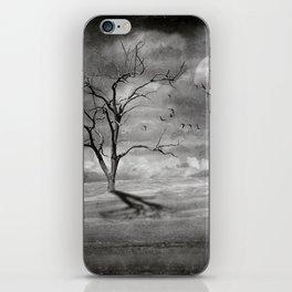Dead Heart iPhone Skin