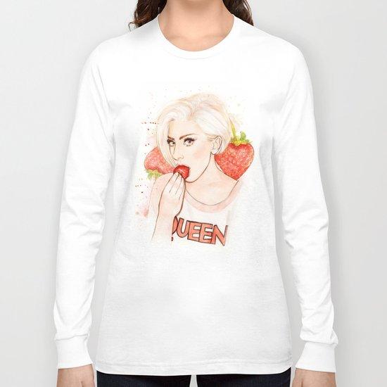 Strawberry LG Long Sleeve T-shirt