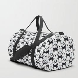 Pure Panda Duffle Bag