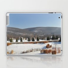 Winter Snow Scene Landscape Photo Laptop & iPad Skin