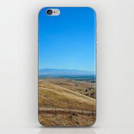 Long way round iPhone Skin