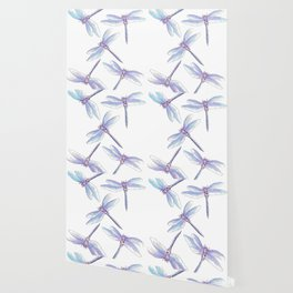 Dragonfly Dance Wallpaper