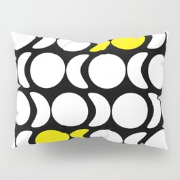 The two yellow fish Pillow Sham