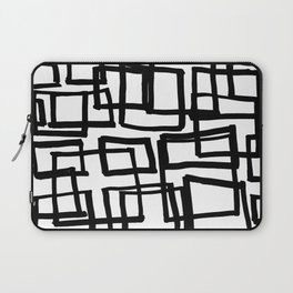 all boxed up Laptop Sleeve
