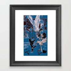 Waiting #4 Framed Art Print