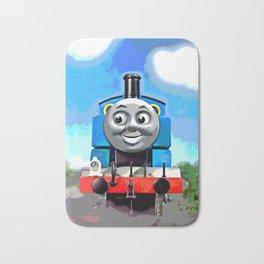 Thomas Has A Smile Bath Mat