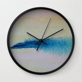Aquascape 2 Wall Clock