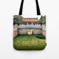 Yiheyuan Pond Tote Bag